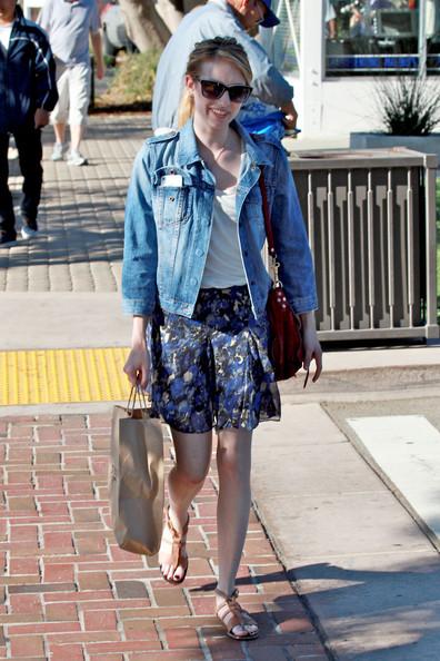 Look - Emma Roberts